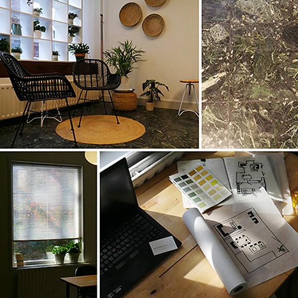 project werkruimtes de ondernemerswinkel