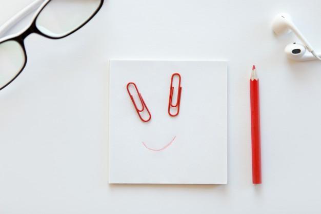 tips en trucs happy face het bureau van c