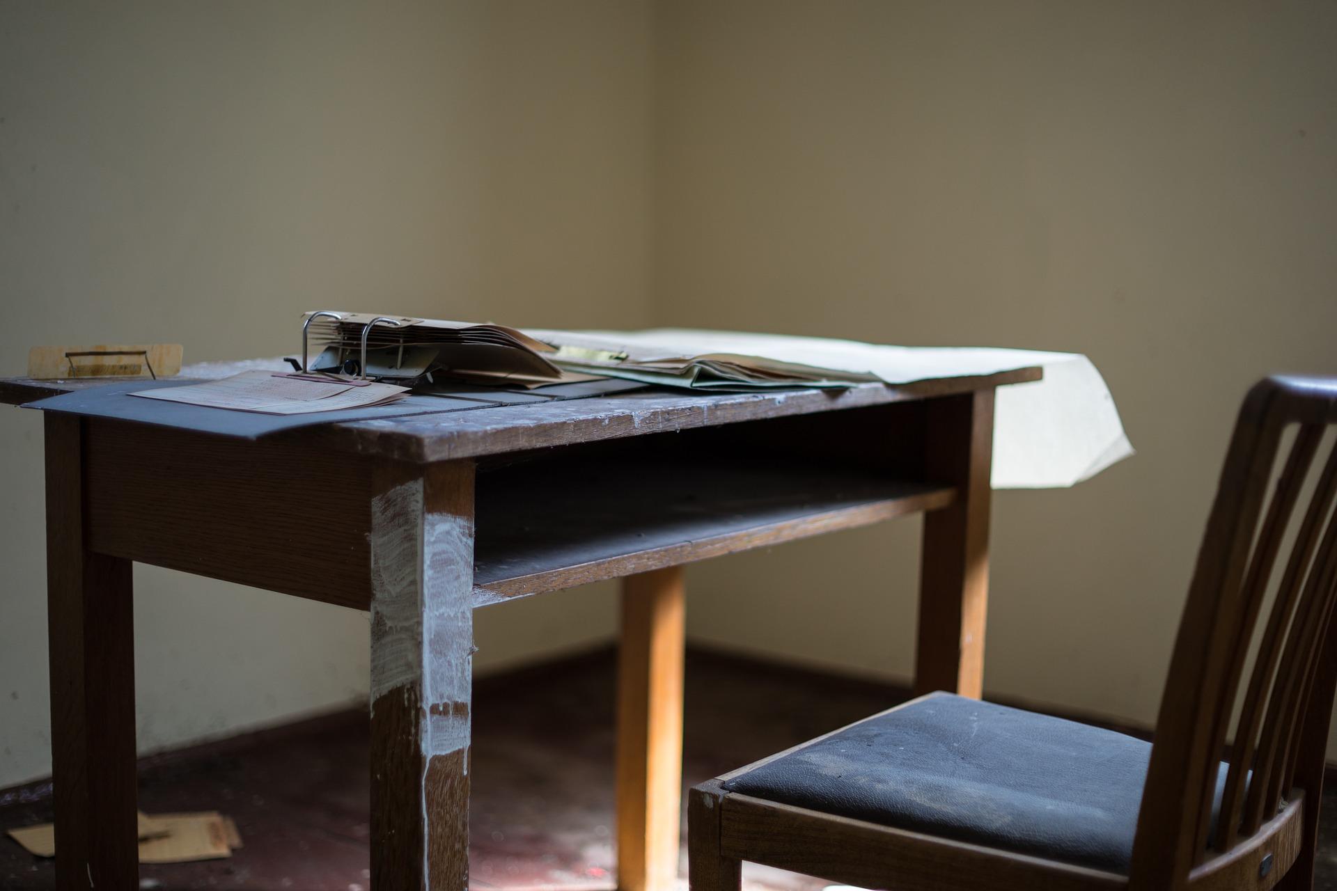 vitage bureau het bureau van c