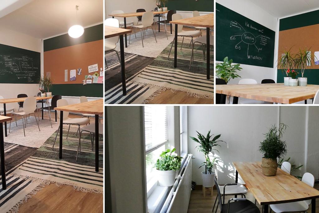 de ondernemerswinkel_collage_workshopruimte