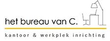 het bureau van C. Logo