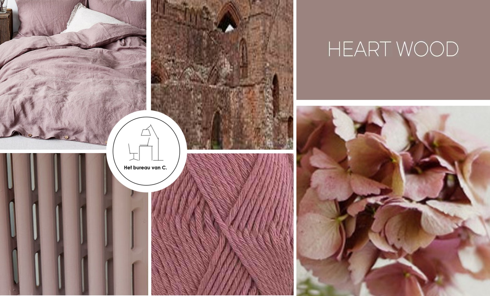 De trendkleur 2018: Heart Wood (Flexa)